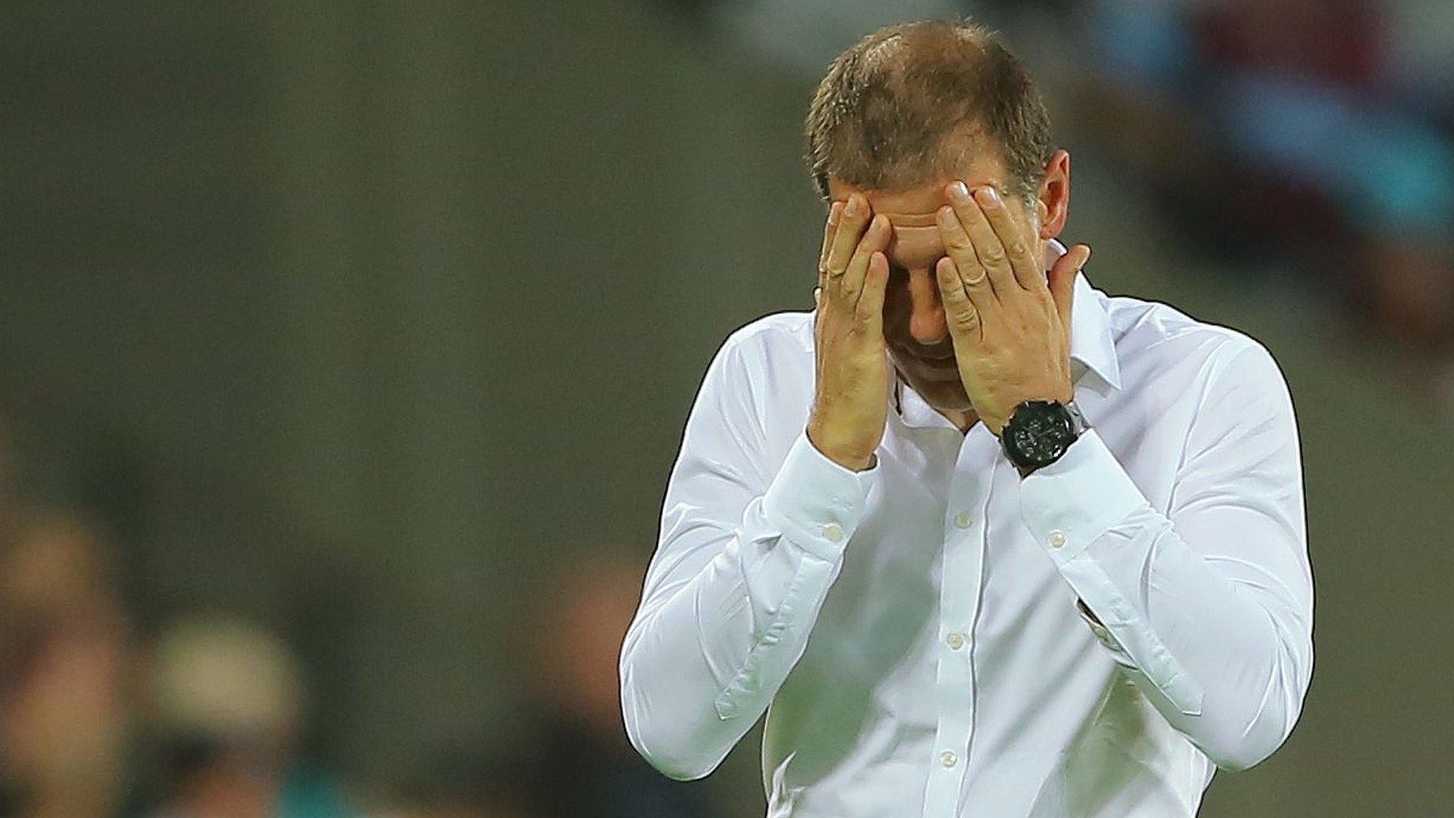West Ham: Slaven Bilic 'angry' after failing to reach Europa League group stage
