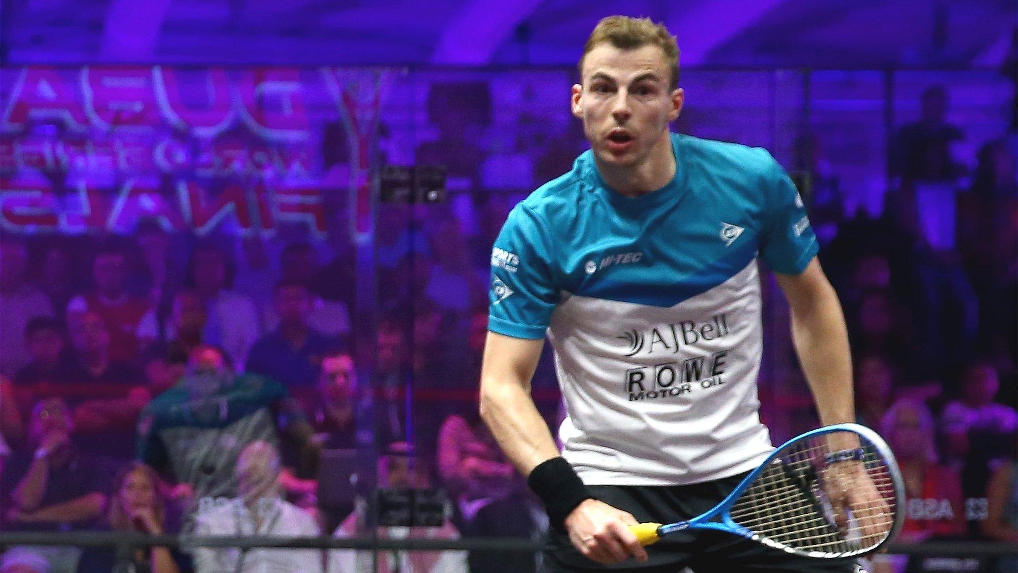 Nick Matthew: British squash number one targets Commonwealth Games swansong