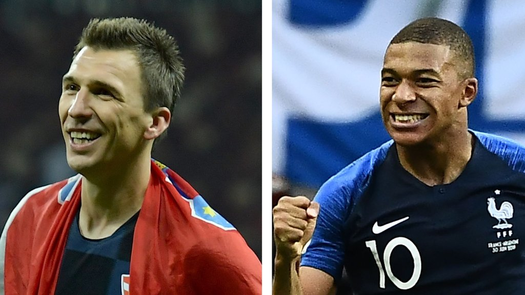 World Cup final 2018: France v Croatia - your guide to Sunday's match | BBC