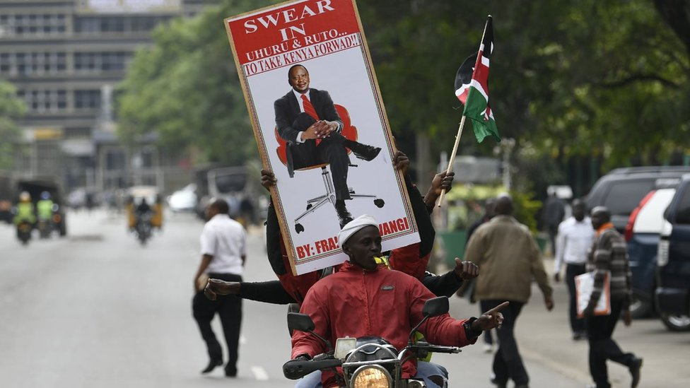 Cambridge Analytica's Kenya election role 'must be investigated'
