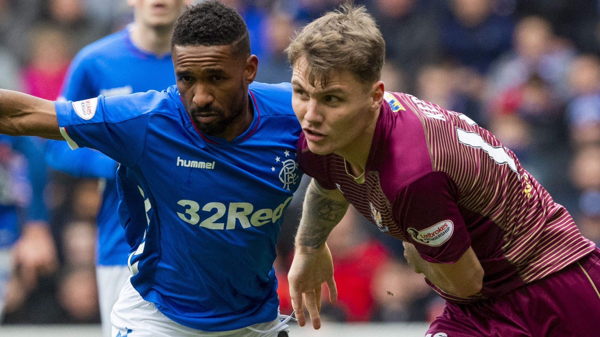 Who made Rob Maclean's youthful team of the week?