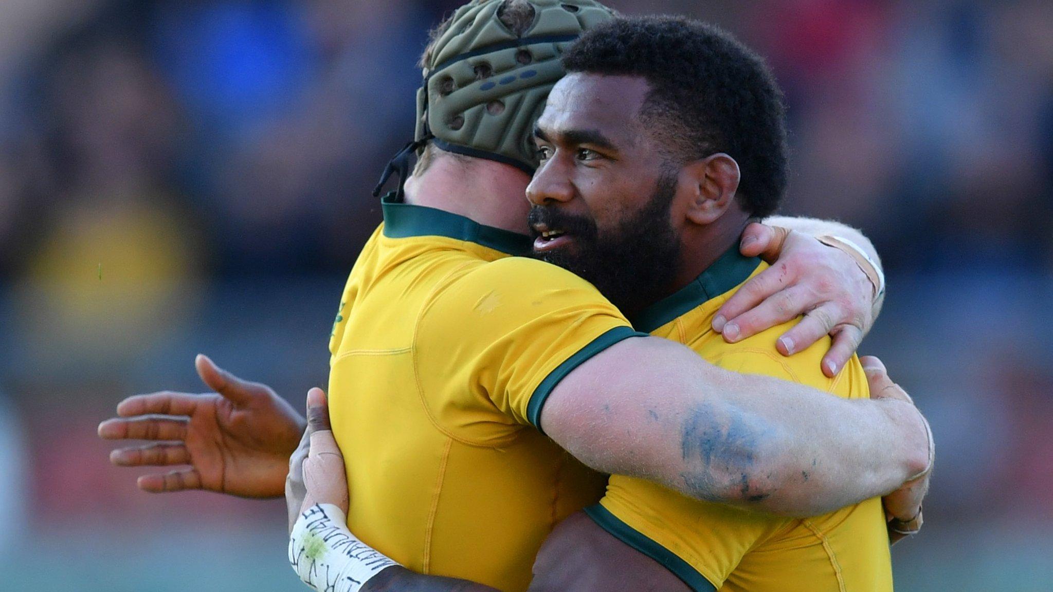 'We love going to Twickenham' - Australia prepare for England with Italy win