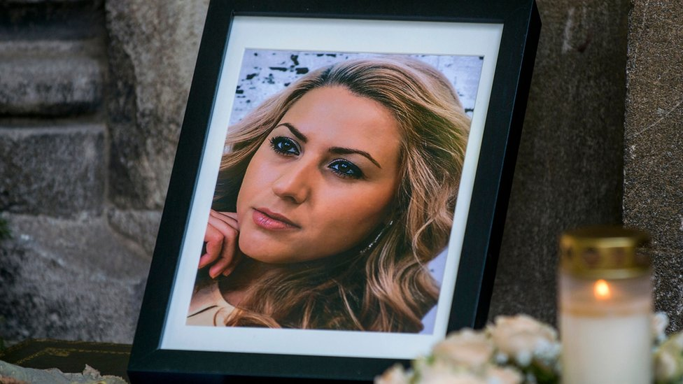 Viktoria Marinova: TV presenter's killer sentenced to 30 years