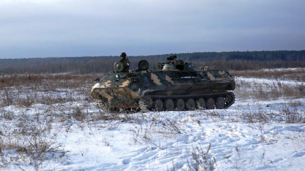 АТО: в неділю поранено чотирьох військових