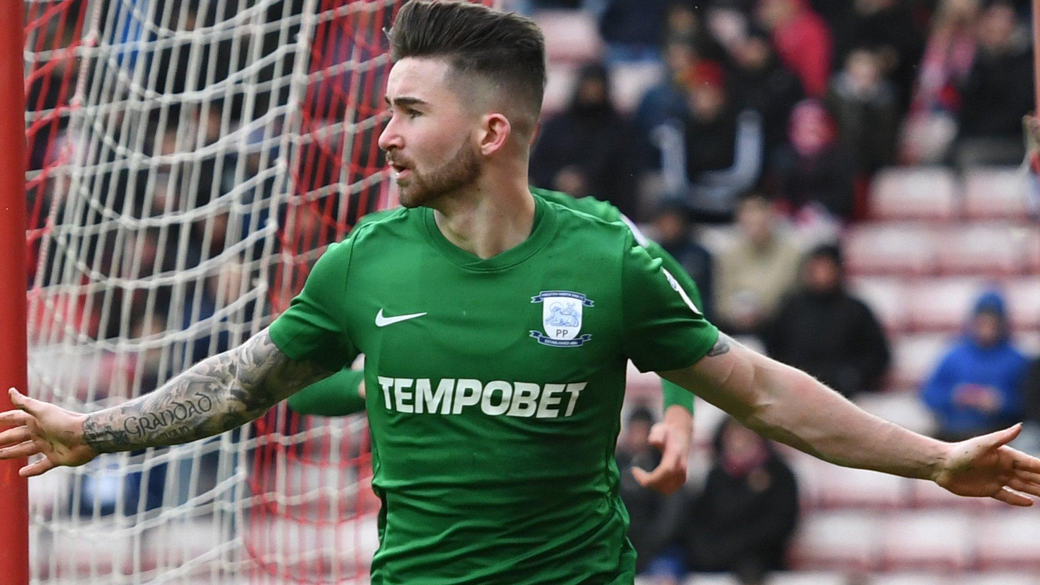 Sunderland 0-2 Preston North End