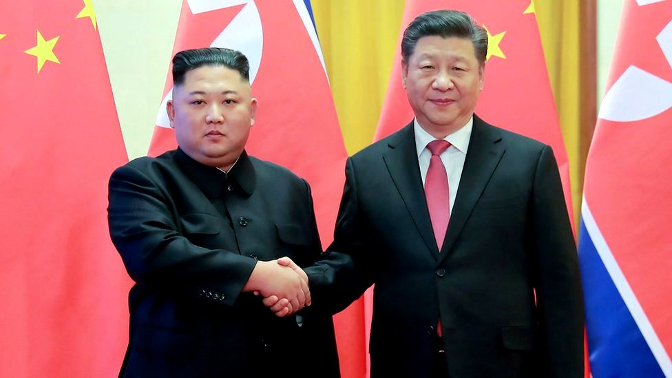 Xi Jinping visits N Korea to boost China's ties with Kim
