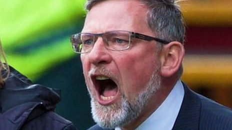 Craig Levein: Hearts boss says side 'shot ourselves in the foot'