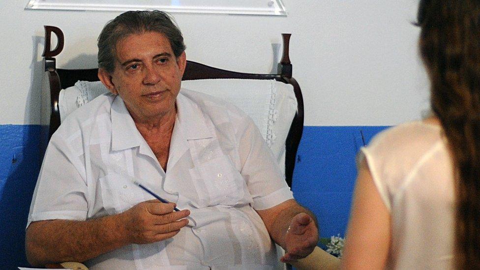 John of God: Brazil 'faith healer' considered fugitive