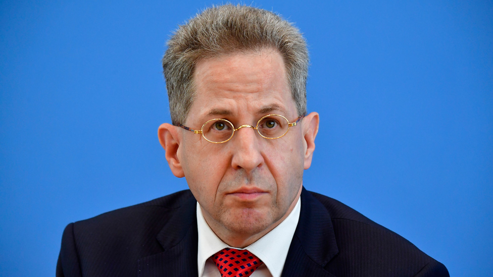 Chemnitz unrest: German top spy Maassen forced out
