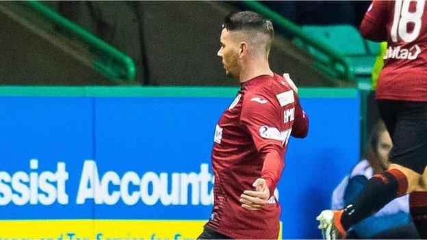Highlights: Hibernian 2-2 St Mirren