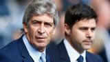 Pellegrini and Pochettino