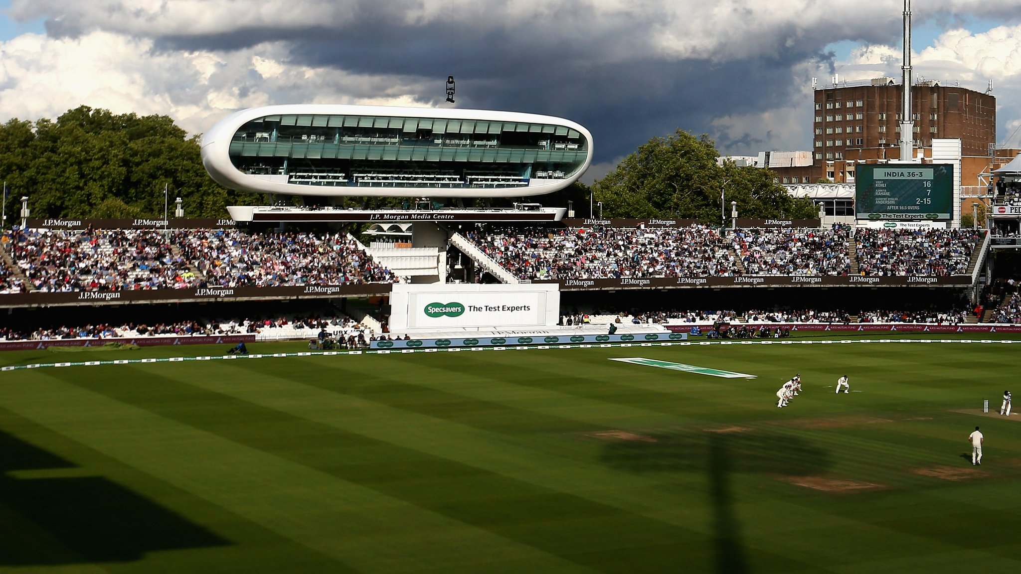 Lord's redevelopment: MCC gets planning permission for £50m Compton & Edrich Stands