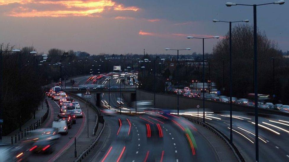 英國自駕車2019年上高速公路測試 學者:已經落後啦!