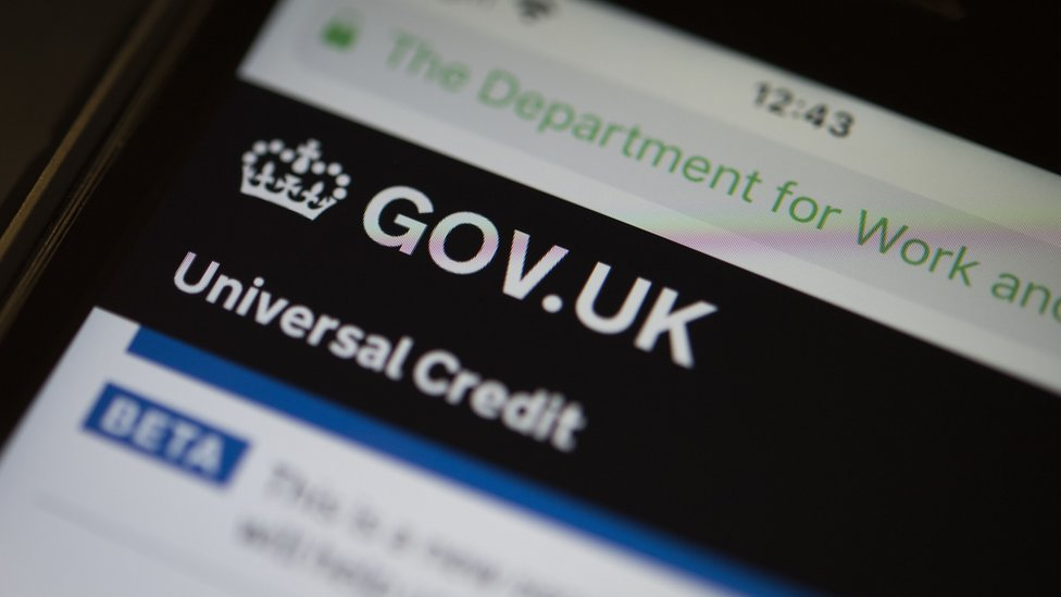 'I struggle to get by on universal credit'