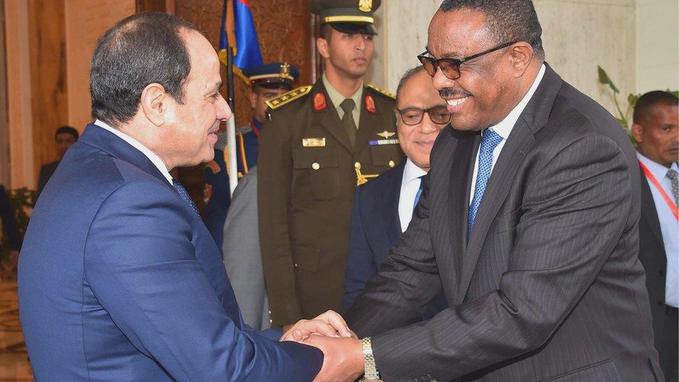 إثيوبيا ترفض تدخل البنك الدولي في النزاع بشأن سد النهضة
