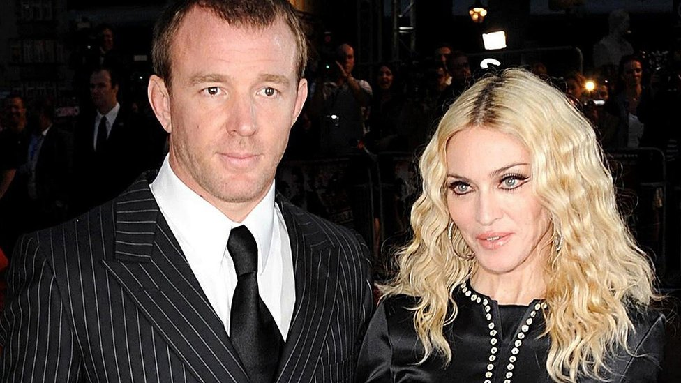 BBC News - Madonna and Ritchie reach custody deal over Rocco