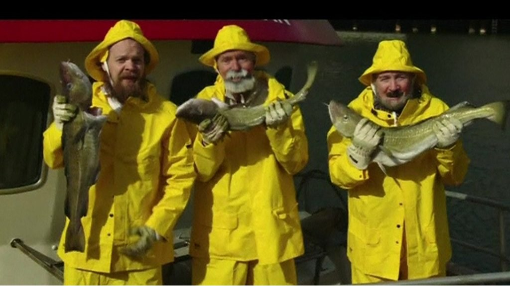 Norway Bank releases fishy music video