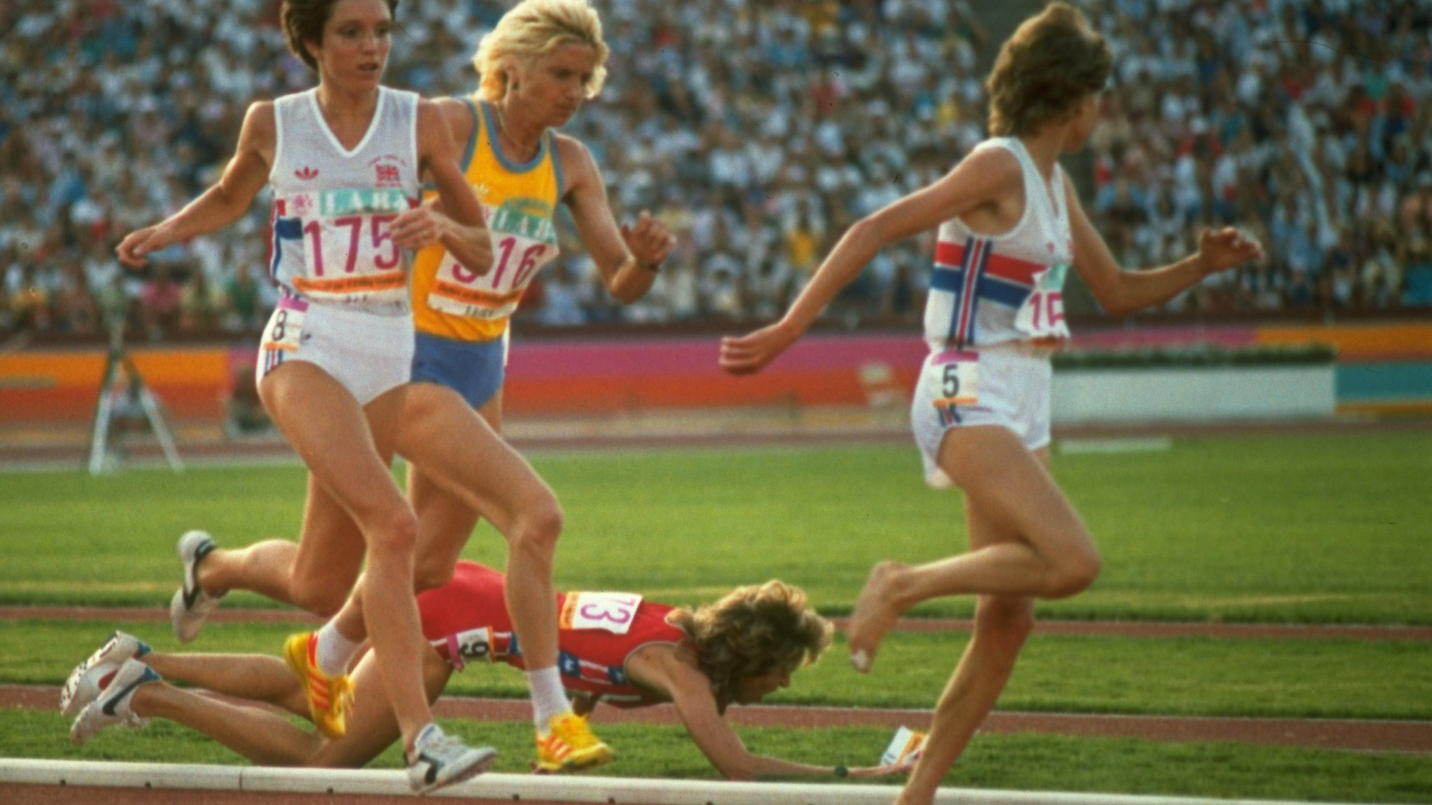 Zola Budd and Mary Decker to reunite in documentary film