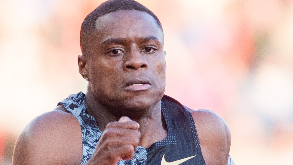Christian Coleman blitzes to Oslo Diamond League victory