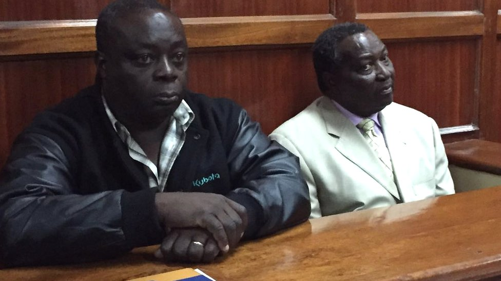Kenya Olympic officials in court over Rio fiasco