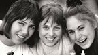 Judit Polgar with her 2 sisters
