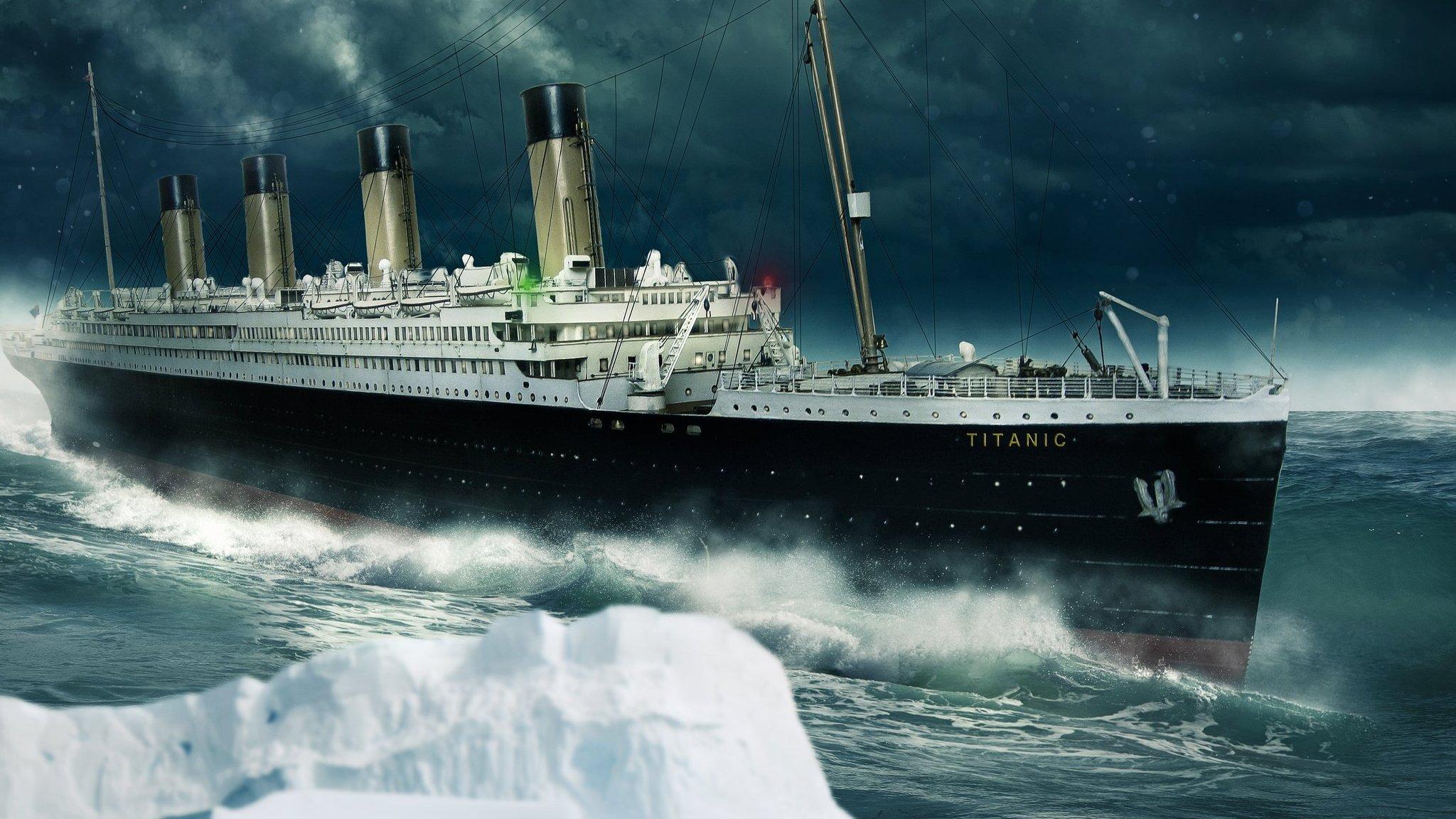 5 Mitos Que El Cine Ha Creado Sobre El Titanic El Legendario Barco Que Se Hundió En Su Viaje Inaugural Bbc News Mundo