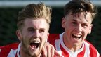 Derry City won the Under-19 section at the Foyle Cup