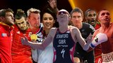 BBC Cymru Wales Sports Personality of the Year contenders 2015