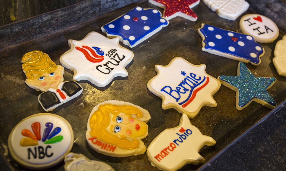 Candidate cookies