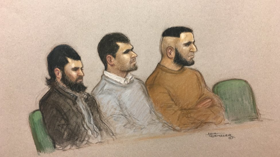 Terror trial: Big Ben among terror targets, court hears