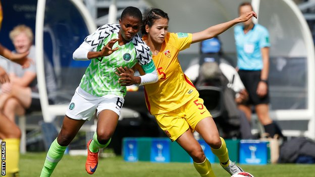 Under-20 Women's World Cup: Nigeria earn late draw to progress