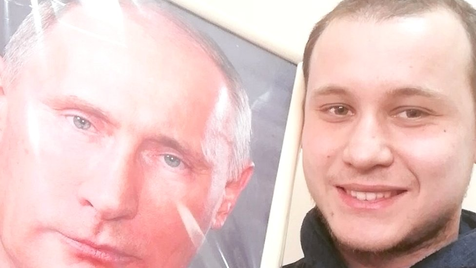 """Автор песни """"Путина портрет"""": """"Вешайте срочно - денег станет больше"""" photo"""