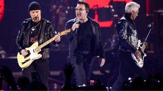 U2 at 40: Kitchen jam to stadium rock