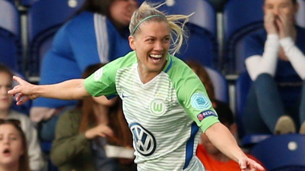Womens Champions League highlights: Chelsea Ladies 1-3 Wolfsburg Ladies