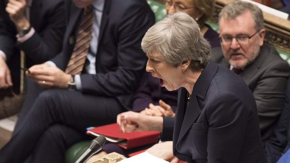Capturing a tumultuous time for Westminster