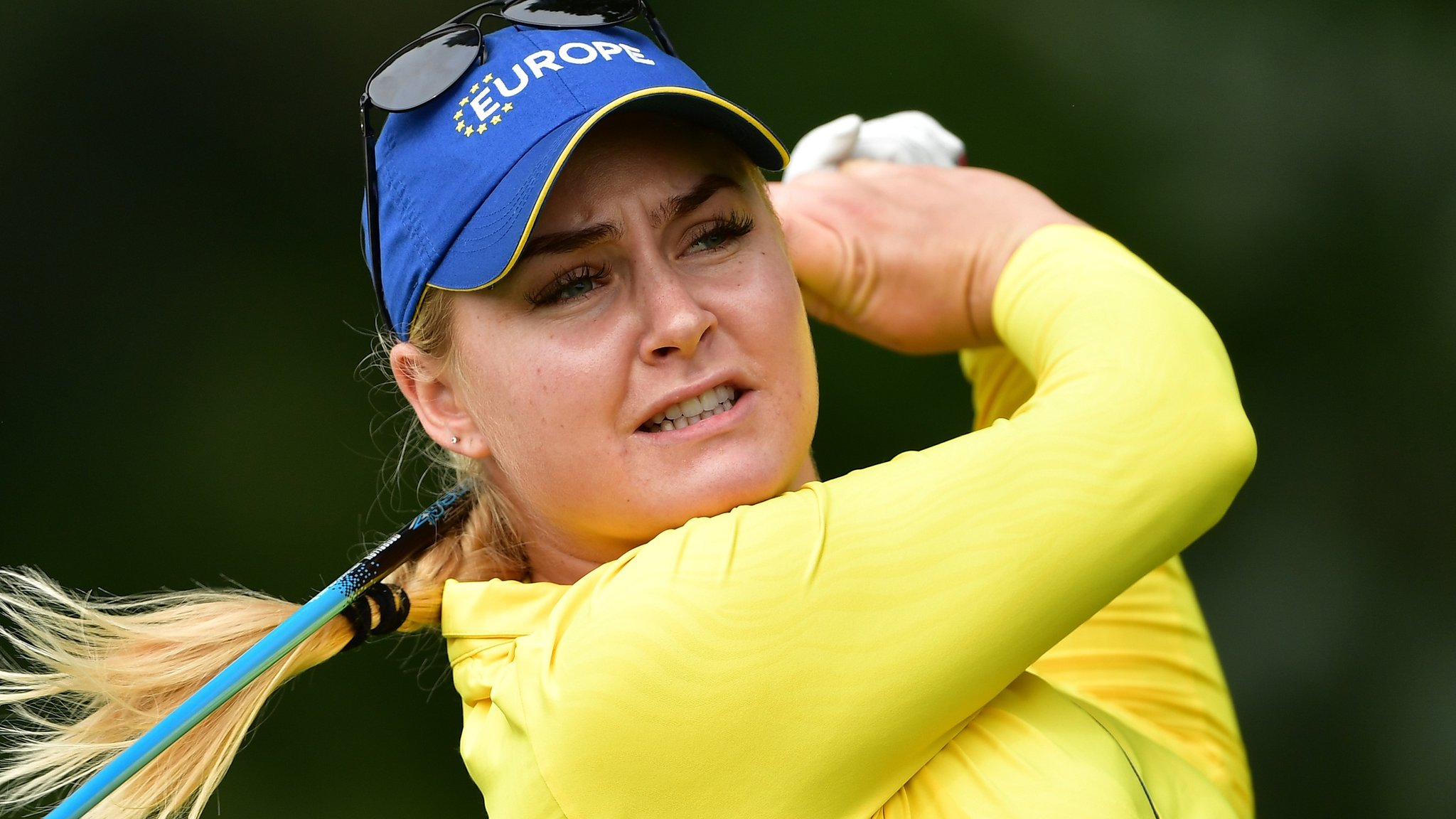 'Sticks and stones can break my bones' - Hull ready for hostile Solheim Cup crowd