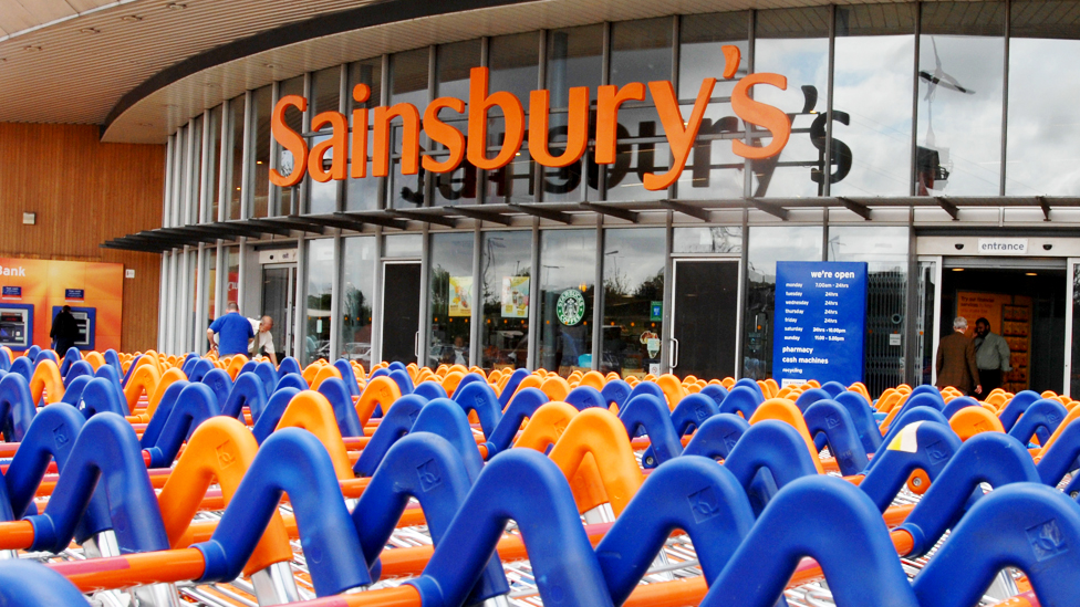 Thousands of jobs at risk at Sainsbury's