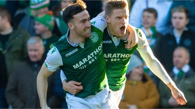 Highlights: Hibernian 2-0 Celtic