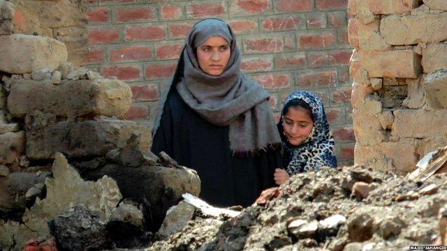 वो कश्मीरी, जिनके घर एनकाउंटर में जल गए, तबाह हो गए