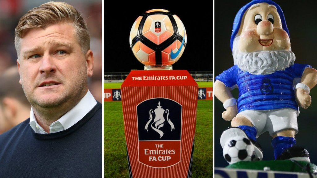 Rapid reunions & gnome advantage: FA Cup stories to watch