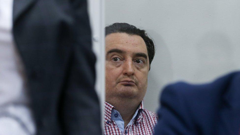Гужва попросив політичного притулку в Австрії
