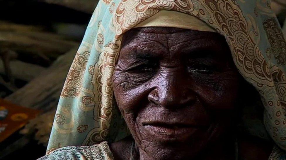 انڈیا میں آباد افریقی قبائل