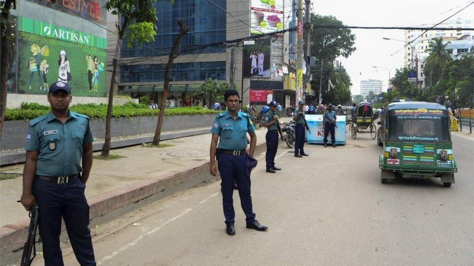 Bangladesh killings: Hindu priest hacked to death