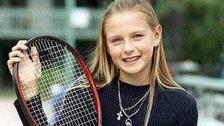 Tennis player Maria Sharapova lived in Sochi