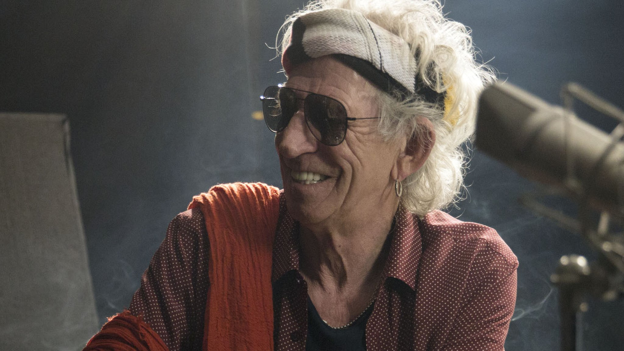 Rolling Stones' Keith Richards to look at his early years in BBC documentary