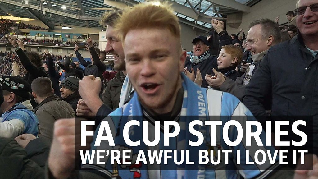 FA Cup Stories: Following Coventry fans for fifth round tie at Brighton