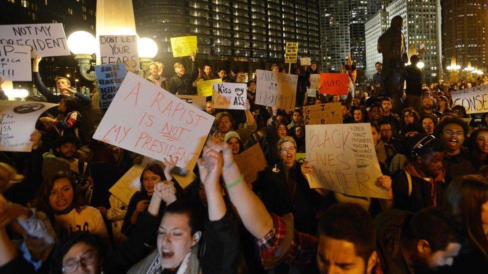 معظم المظاهرات كانت سلمية