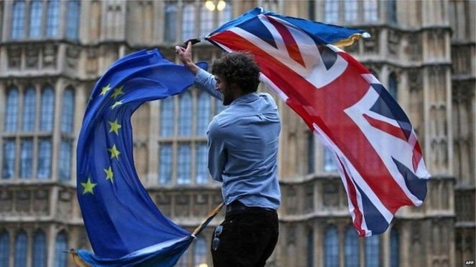 بريطانيا والاتحاد الأوربي