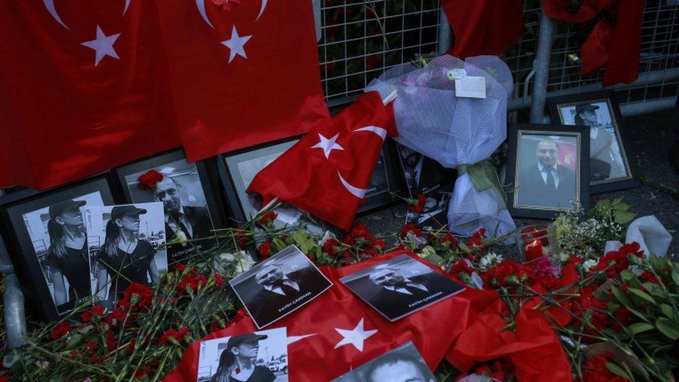 صور بعض ضحايا الهجوم في ليلة رأس السنة على ملهى ليلي في اسطنبول