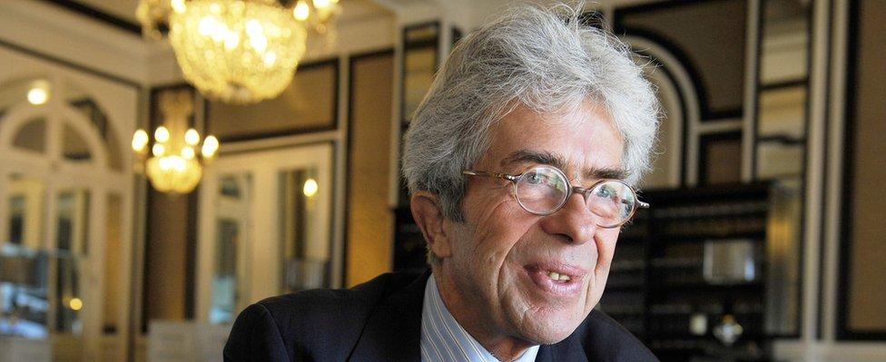 Jean-Michel Lambert en 2014
